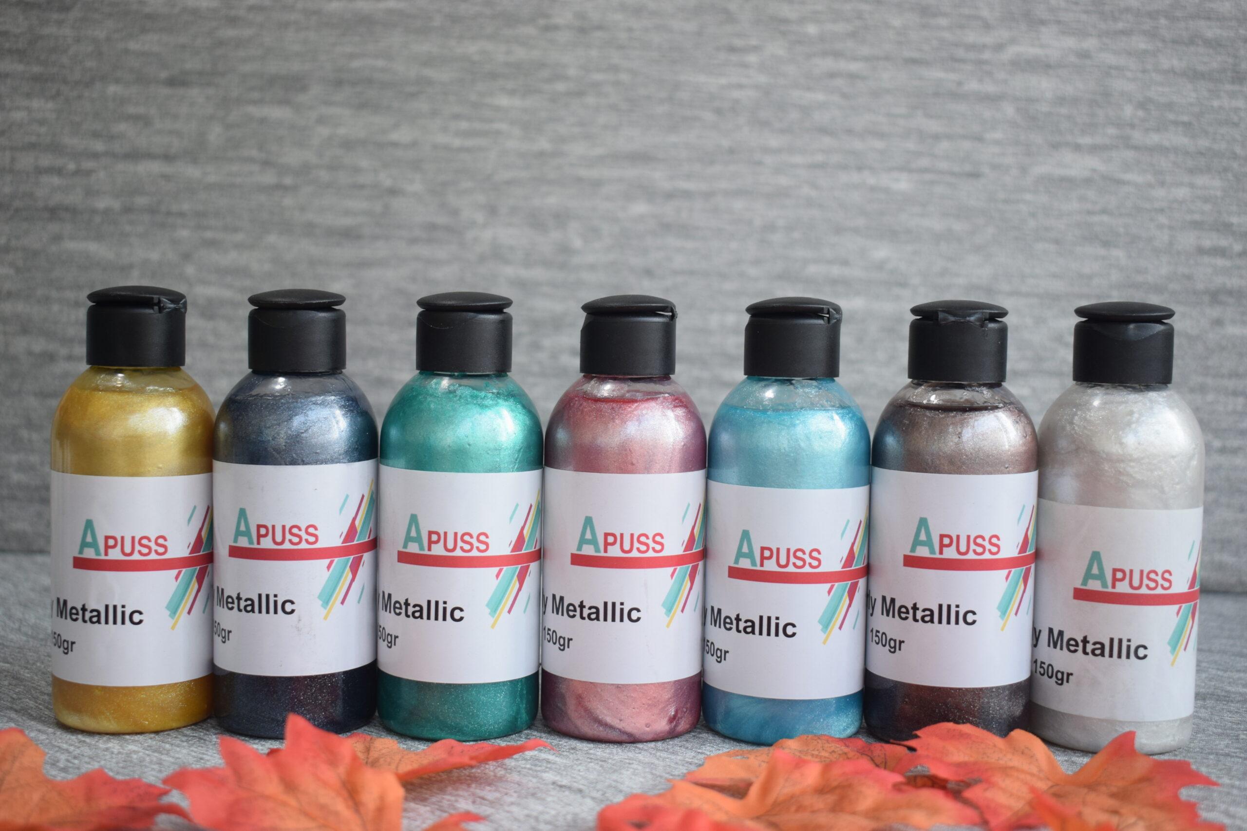 اللوان ميتاليك APUSS