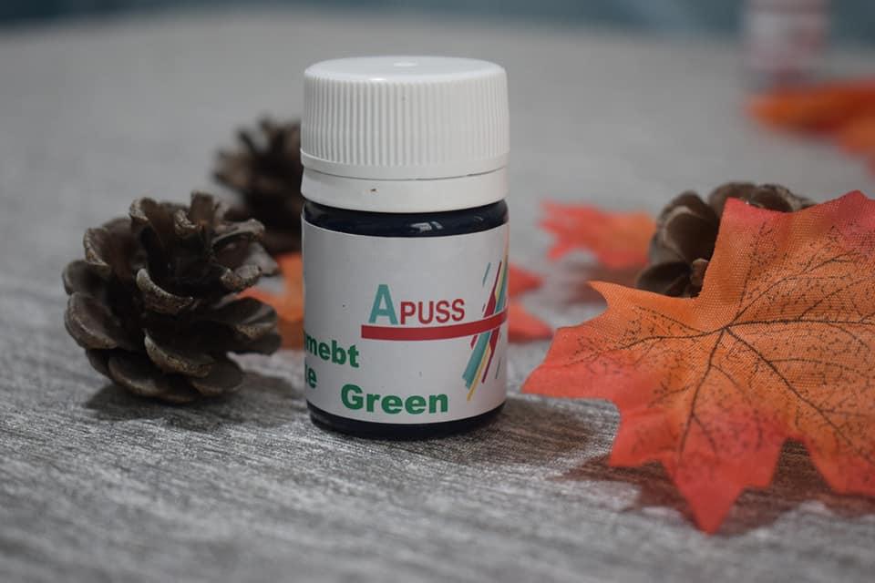 اللوان pigment بيست أخضر